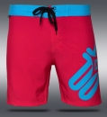 PEPP Beach Short Red