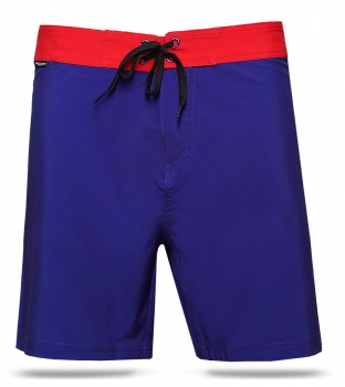 "Beach Short ""SOLVENT BLUE"""